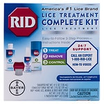 RID Lice Elimination System