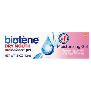 Biotene Oral Balance, Dry Mouth Moisturizing Gel- 1.5 oz