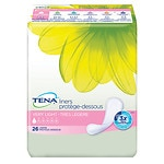 Tena Serenity Pantiliners, Medium Absorbency, Regular- 26 ea