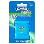 Oral-B Complete Satinfloss Dental Floss, Mint