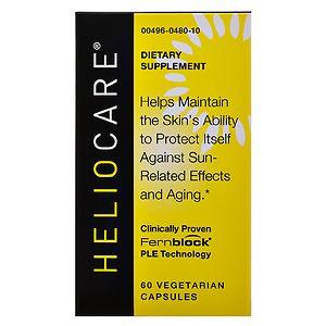Heliocare Daily Use Antioxidant Formula- 60 ea