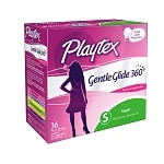 Playtex Gentle Glide Tampons, Fresh Scent, Super, 36 ea- 1 pack