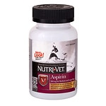 Nutri-Vet K-9 Aspirin for Medium/ Larger Dogs, Chewable, Liver