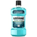 LISTERINE Antiseptic Mouthwash, Cool Mint