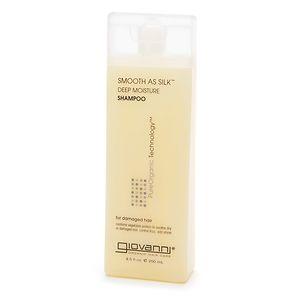 Giovanni Smooth as Silk Deep Moisture Shampoo- 8.5 fl oz