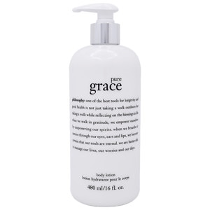 philosophy pure grace body lotion&nbsp;