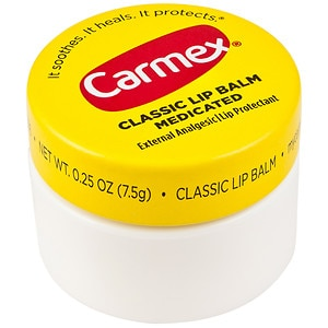 Carmex Everyday Healing Lip Balm Jar, Original