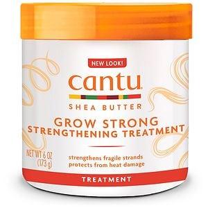 Cantu Shea Butter Grow Strong Strengthening Treatment- 6.1 oz