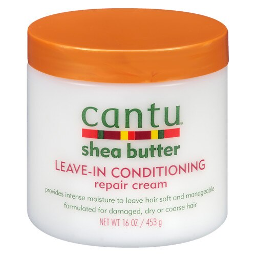 Cantu Shea Butter Leave In Conditioning Repair Cream - 16 fl oz