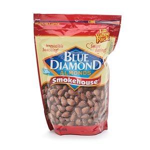 Blue Diamond Almonds, Smokehouse- 16 oz