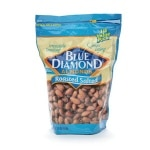 Blue Diamond Almonds, Roasted Salted