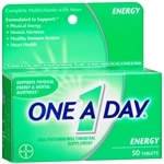 One A Day Energy Multivitamin- 50 ea