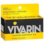 Vivarin Caffeine Alertness Aid, Tablets