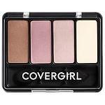 CoverGirl Eye Enhancers 4-Kit Eye Shadow, Pure Romance 235