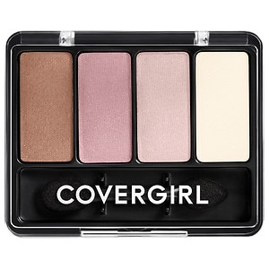CoverGirl Eye Enhancers 4 Kit Eye Shadow, Pure Romance 235- .19 oz