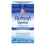 Refresh Optive, Lubricant Eye Drops- .5 fl oz