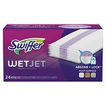 Swiffer WetJet Cleaning Pad Refills- 24 ea