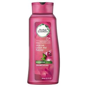 Herbal Essences Color Me Happy Color-Safe Shampoo, Rose- 23.7 oz