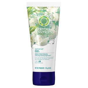 Herbal Essences Set Me Up Hair Gel, Lily of the Valley