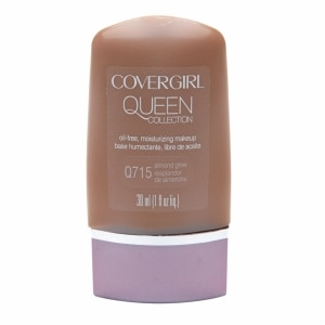 CoverGirl Queen Collection Oil-Free Moisturizing Make Up, Almond Glow Q715