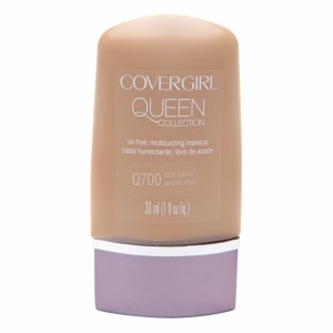 CoverGirl Queen Collection Oil-Free Moisturizing Make Up, Rich Sand Q700