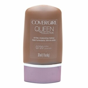 CoverGirl Queen Collection Oil-Free Moisturizing Make Up, Toffee Q720