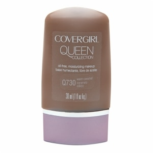 CoverGirl Queen Collection Oil-Free Moisturizing Make Up, Warm Caramel Q730