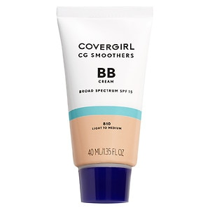 CoverGirl Smoothers SPF 15 BB Cream Tinted Coverage, Light To Medium 810&nbsp;