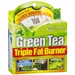 Applied Nutrition Maximum Strength Green Tea Triple Fat Burner, Liquid Soft-Gels- 30 ea