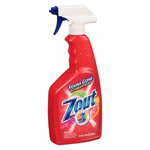 Zout Laundry Stain Remover Spray- 22 fl oz
