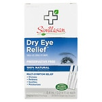 Similasan Dry Eye Relief, Single-Use Eye Drops