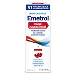 Emetrol for Nausea & Upset Stomach, Cherry- 4 fl oz