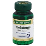 Nature's Bounty Super Strength Melatonin 5mg Softgels