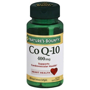 Nature's Bounty CoQ10 Softgels Super Potency, 30 ea
