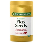 Nature's Bounty Flax Seeds Cold Milled