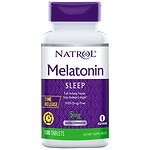 Natrol Melatonin TR, Time Release, 5mg, Tablets- 100 ea