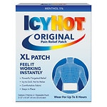 Icy Hot Medicated Patch XL Back and Large Areas- 3 ea