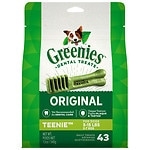 Greenies Treat-Pak, Teenie, 43 ea- 12 oz