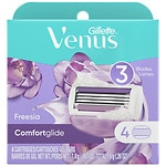 Gillette Venus Breeze Razor, Refill Cartridges