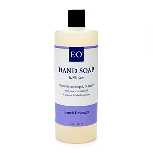 EO Liquid Hand Soap, French Lavender- 32 oz