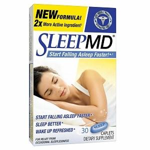 MD Products SleepMD, Caplets- 30 ea