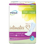 Tena Serenity Discreet Bladder Protection Pads, Heavy- 12 ea