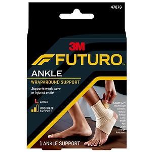 FUTURO Wrap Around Ankle, Large- 1 ea