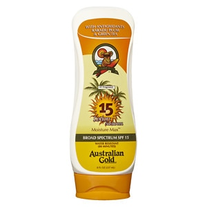 Australian Gold Lotion with Moisture Max SPF 15