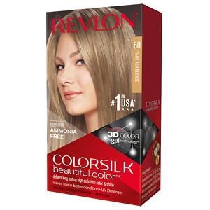Revlon Colorsilk Beautiful Color, Dark Ash Blonde 60