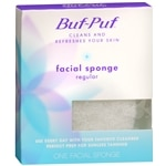 Buf-Puf Facial Sponge, Regular- 1 ea