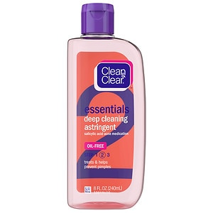 Clean & Clear Deep Cleaning Astringent- 8 fl oz