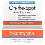 Neutrogena On-the-Spot Acne Treatment, Vanishing Formula- .75 oz