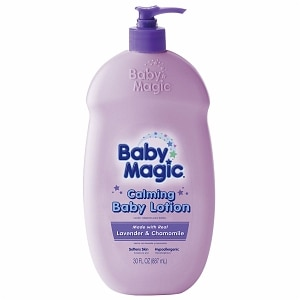 Baby Magic Calming Baby Lotion, Lavender & Chamomile