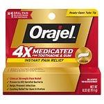 Orajel Severe Toothache Pain Relief- .33 oz